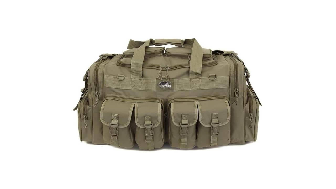 Nexpak Molle Tactical Duffle Bag