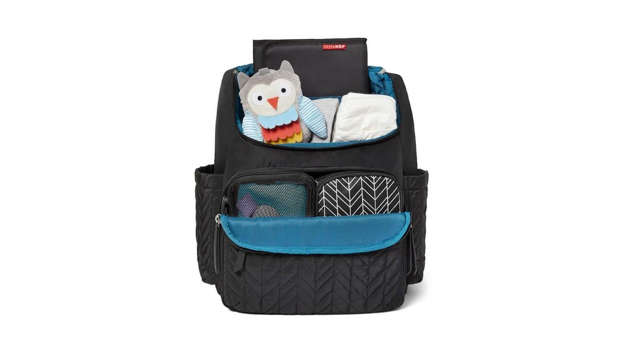Skip Hop Diaper Bag For Twins