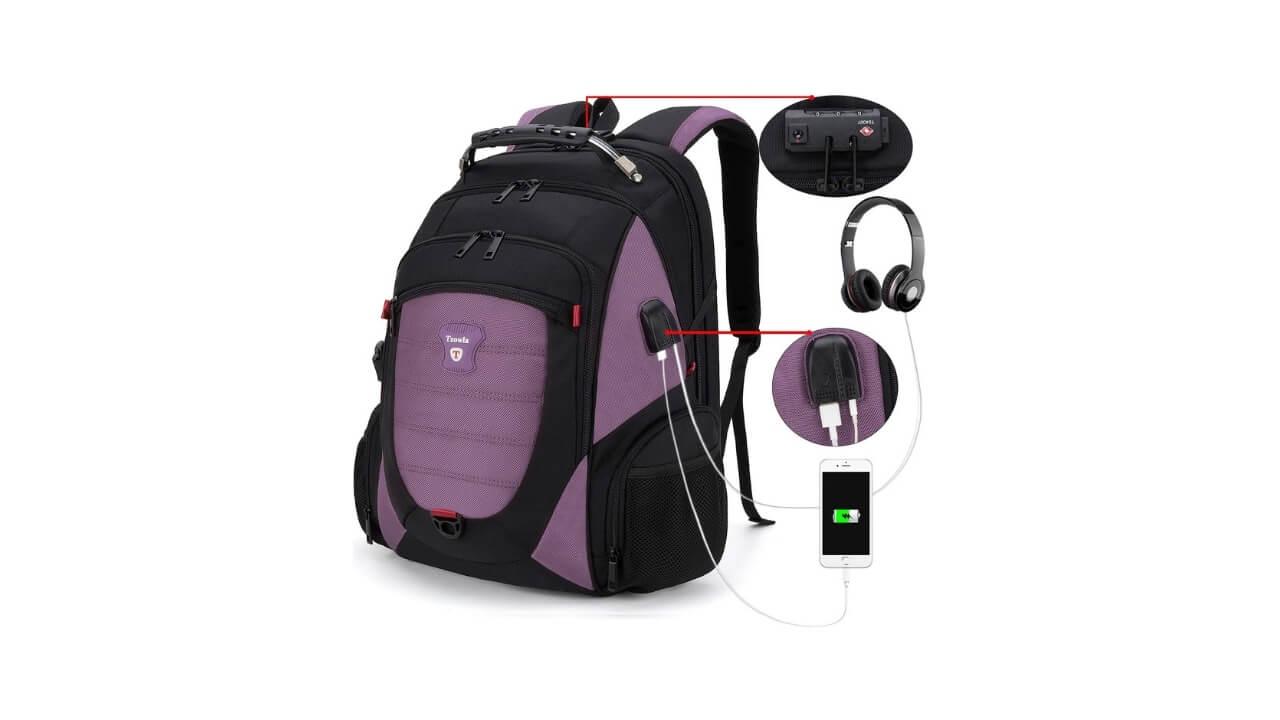 Tzowla Backpack For Medical School