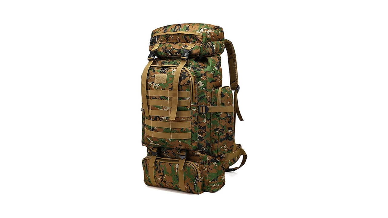 WintMing Camping Best Hiking Backpack