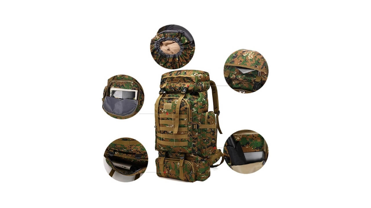 WintMing Hunting Backpack