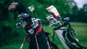 Golf Clubs, 14 Golf Clubs