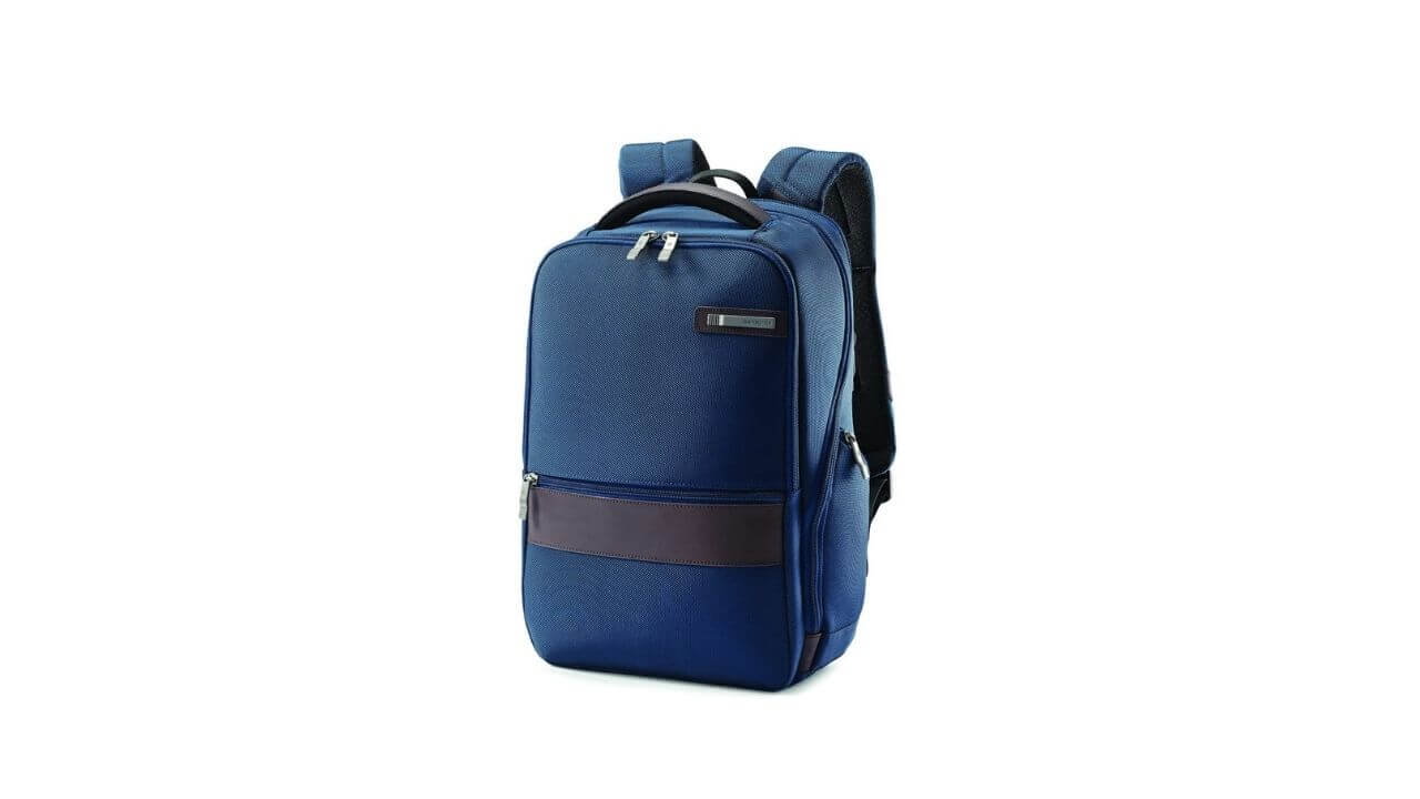 Samsonite Kombi Backpack, Best Backpack For Teachers