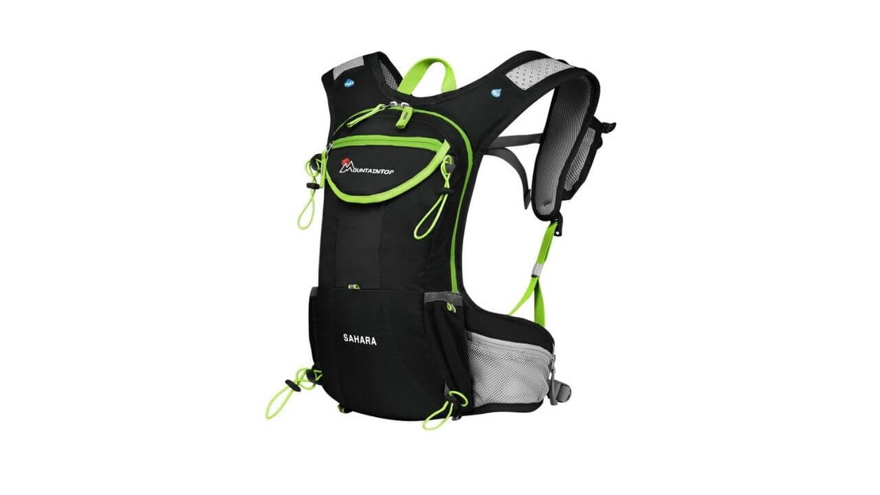 MOUNTAINTOP Backpack Hydration Pack For Biking