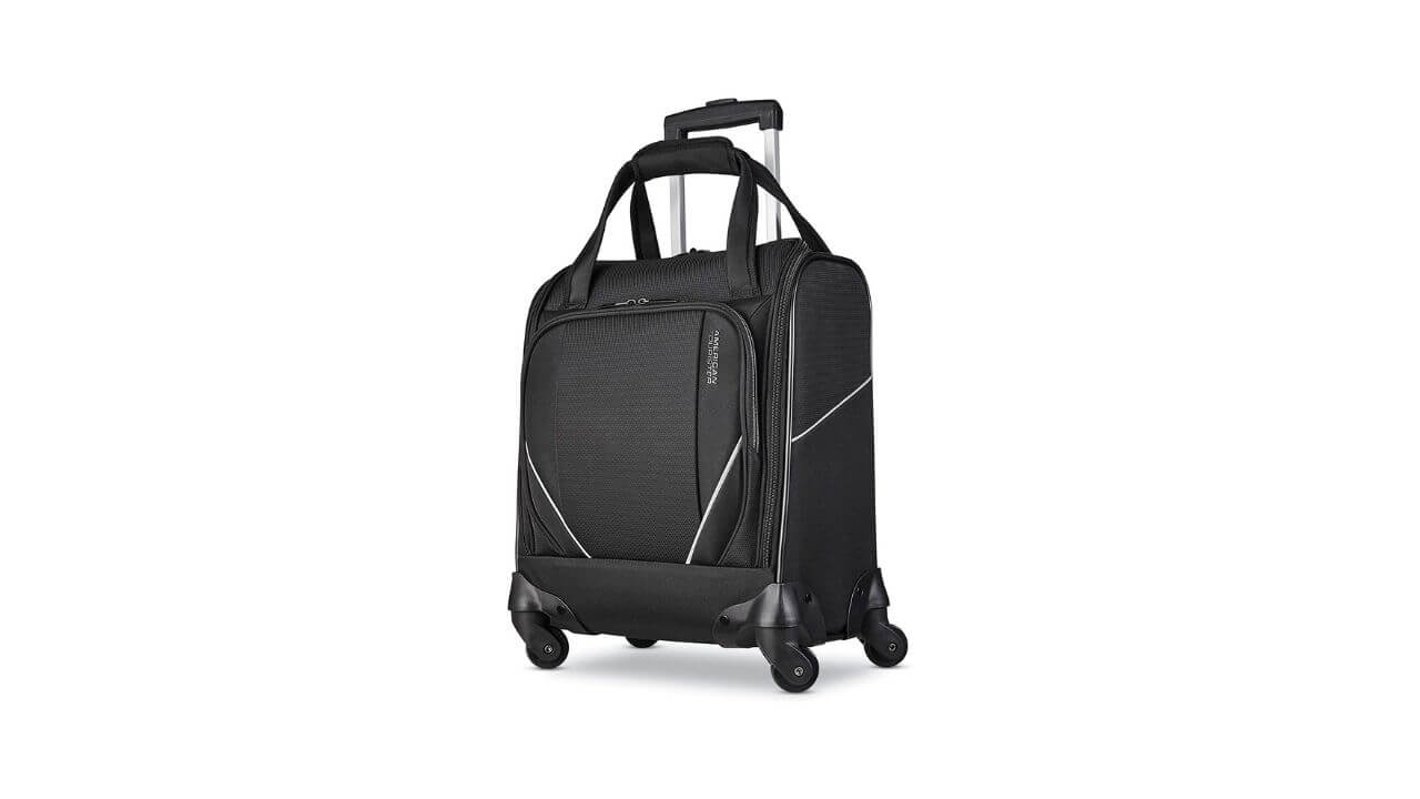 American Tourister Zoom Turbo Luggage