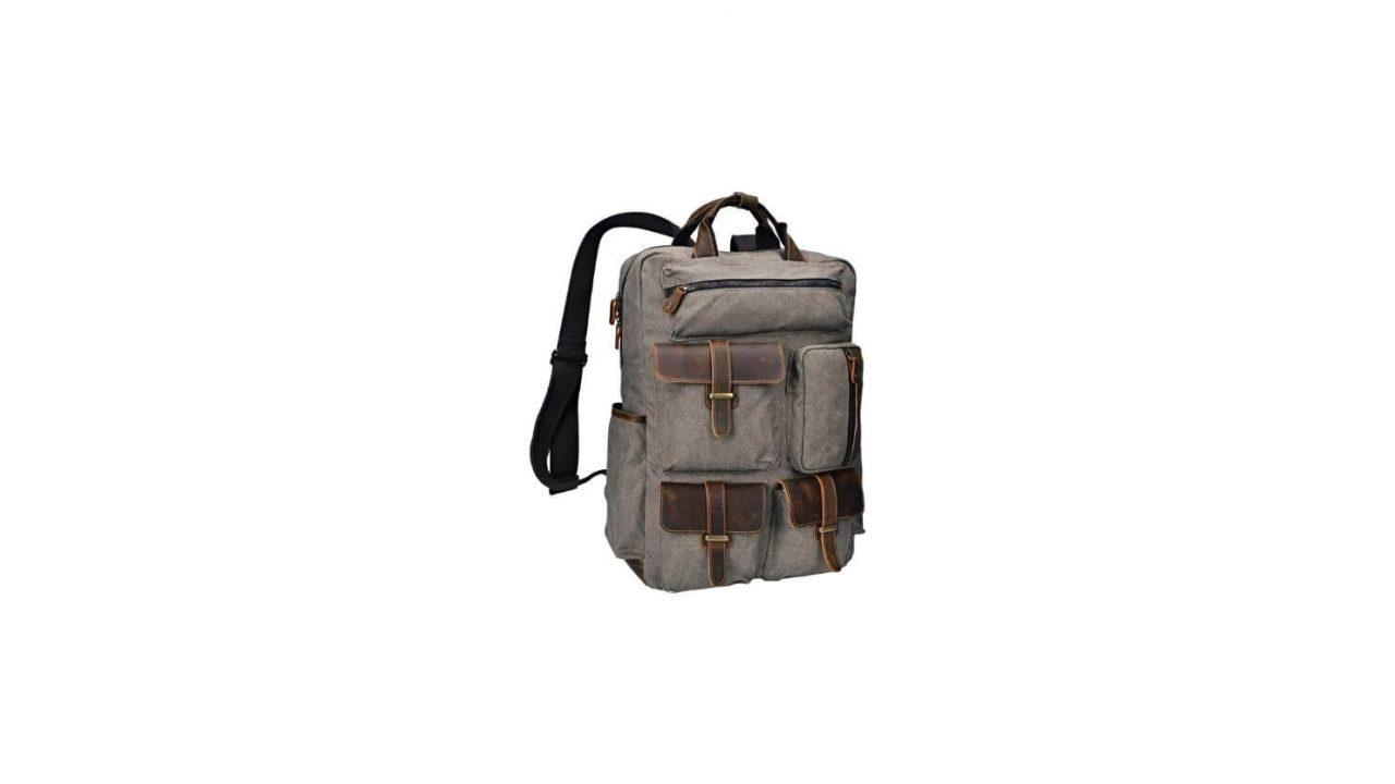 ALTOSY Canvas Backpack