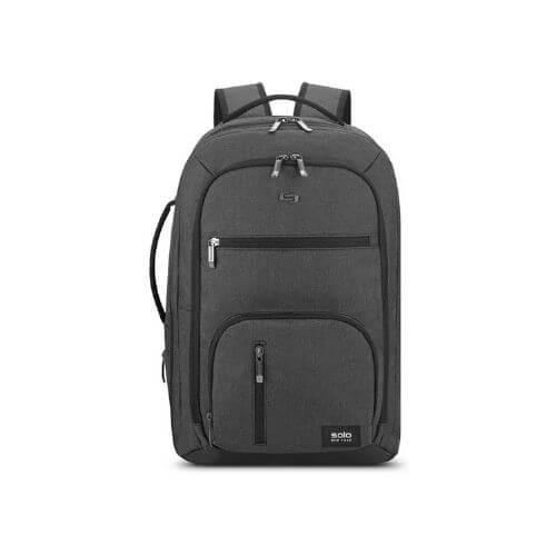 Solo New York Grand Travel TSA Backpack
