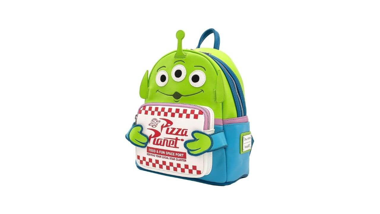 Loungefly Alien Pizza Backpack For Disney