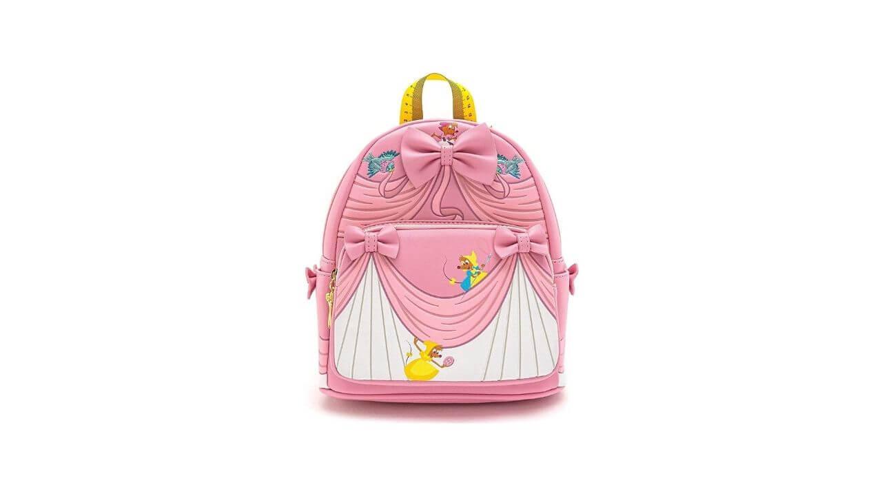 Loungefly Disney Cinderella Dress Backpack